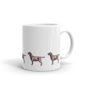 Labrador Chocolate – Mug