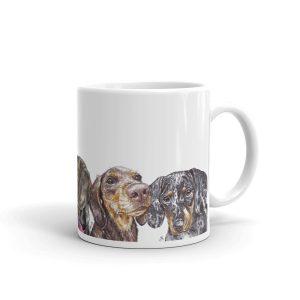 The Wiener Takes It All – Mug