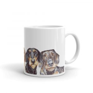 Wire You Dachshund Around? – Mug