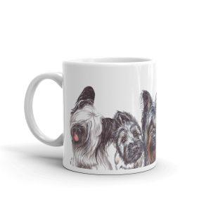 Mr Blue Skyes – Mug