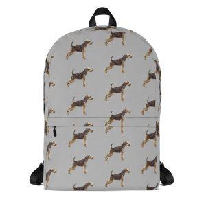 Welsh Terrier – Backpack