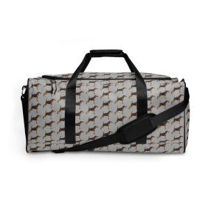 Welsh Terrier – Duffle bag