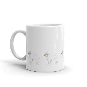 Pyrenean Mountain Dog – Mug